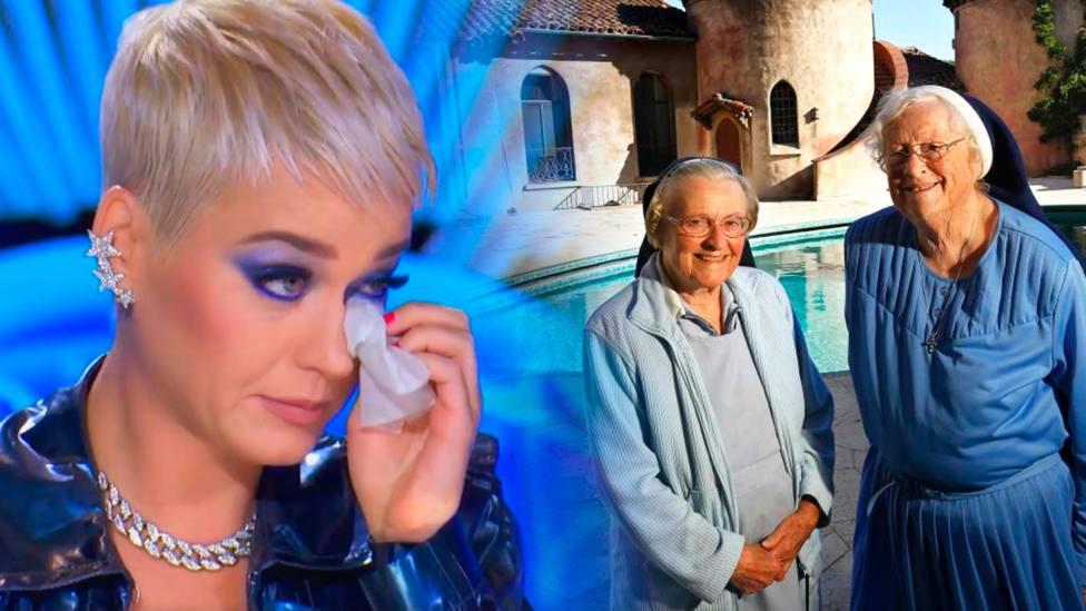 La surrealista batalla entre unas monjas y la cantante Katy Perry por un convento