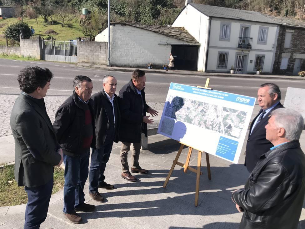 La Xunta adjudica las obras de acondicionamiento de San Eufrasio por valor de 300.700 euros