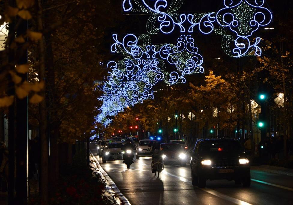 Las empresas interesadas en instalar las luces de Navidad de Narón tienen el plazo de inscricpción abierto