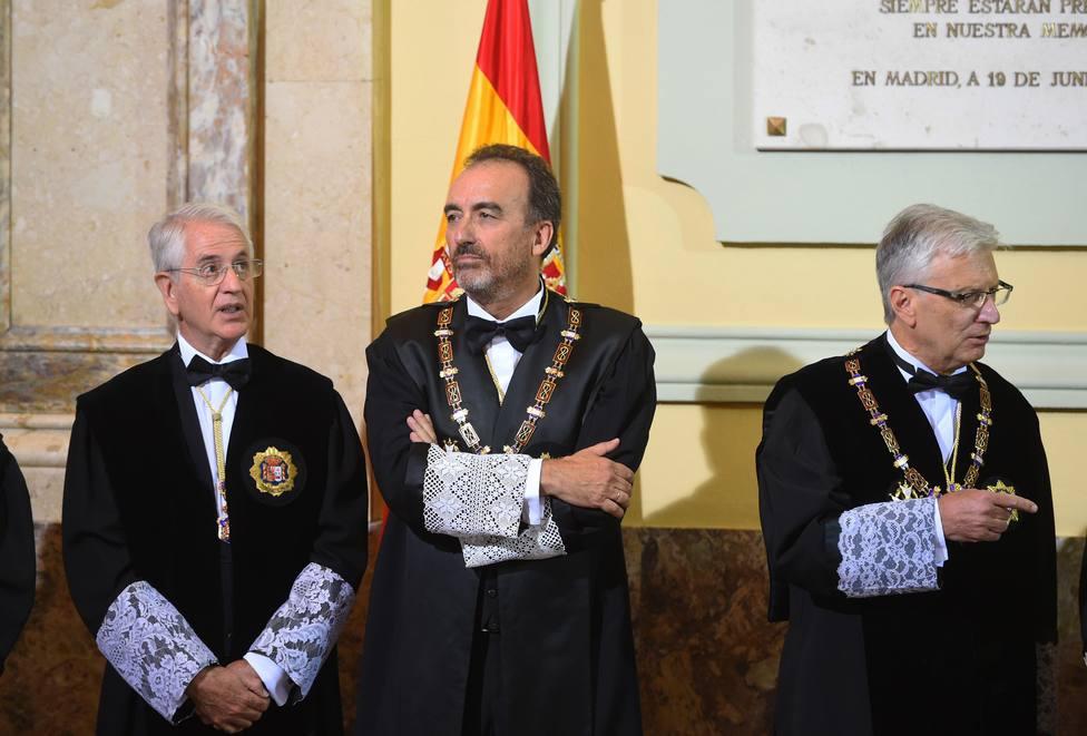 """Marchena rechaza confirmar la sentencia del procés: """"Todo está abierto hasta la firma del último"""""""