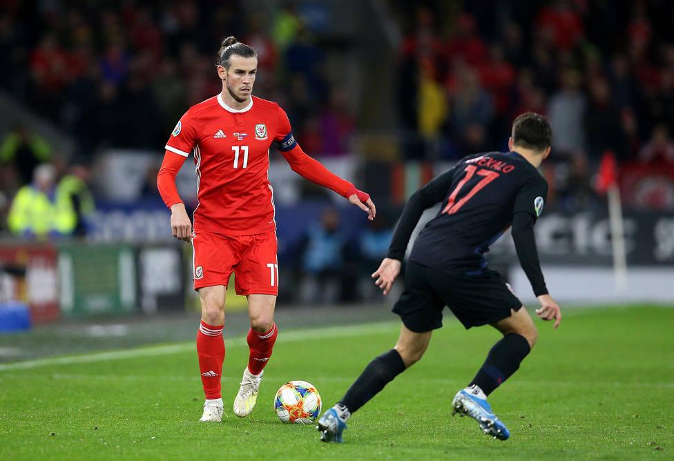 Bale: Me emociona un poco más jugar con Gales que con el Real Madrid