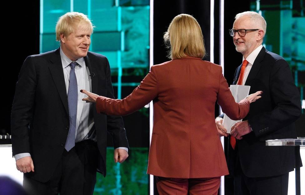 Johnson promete acabar con la miseria nacional del Brexit y lograr que el Brexit se concrete el 31 de enero