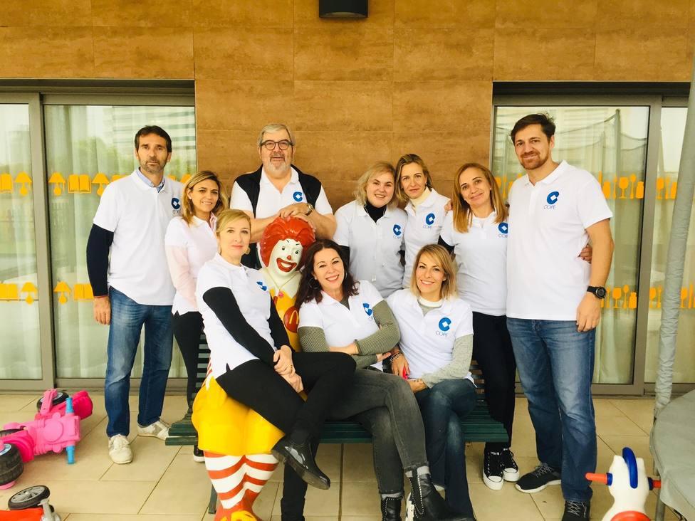 COPE València en el Día del Voluntariado