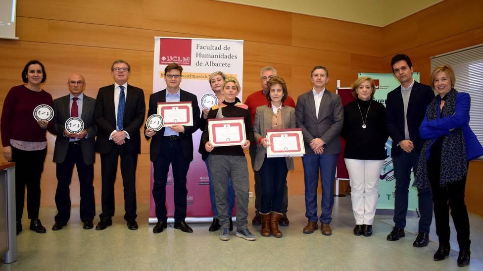 Entregados los II Premios Wendy Hall a la mejor web de la UCLM