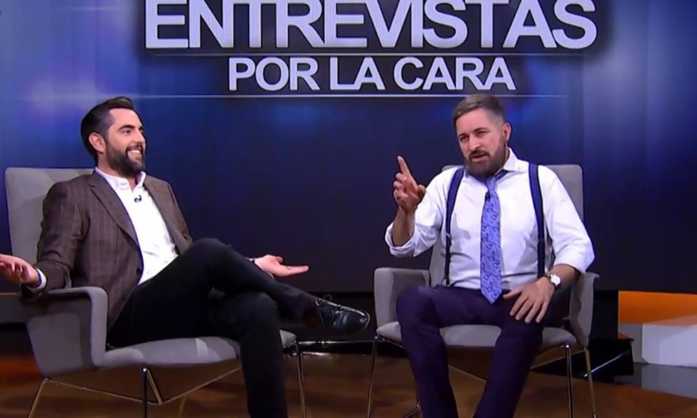 La espectacular transformación de Wyoming en Santiago Abascal: Hay que mandar el Ejército a Cataluña