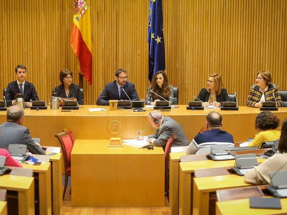 Las primeras comisiones de la legislatura estarán presididas por PSOE, PP, Unidas Podemos, PNV y ERC