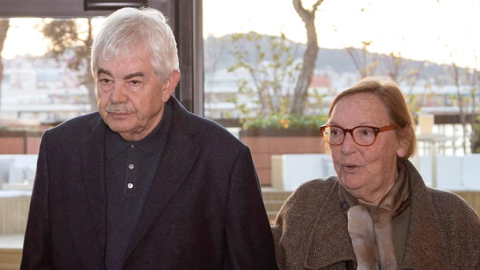 Muere Diana Garrigosa, mujer de Pasqual Maragall