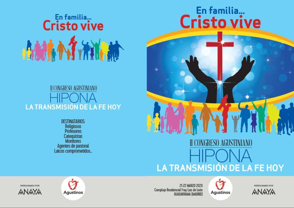El Cardenal Osoro, el Padre Ángel, Olaizola y Nico Montero se citan en el Congreso Agustiniano HIPONA II