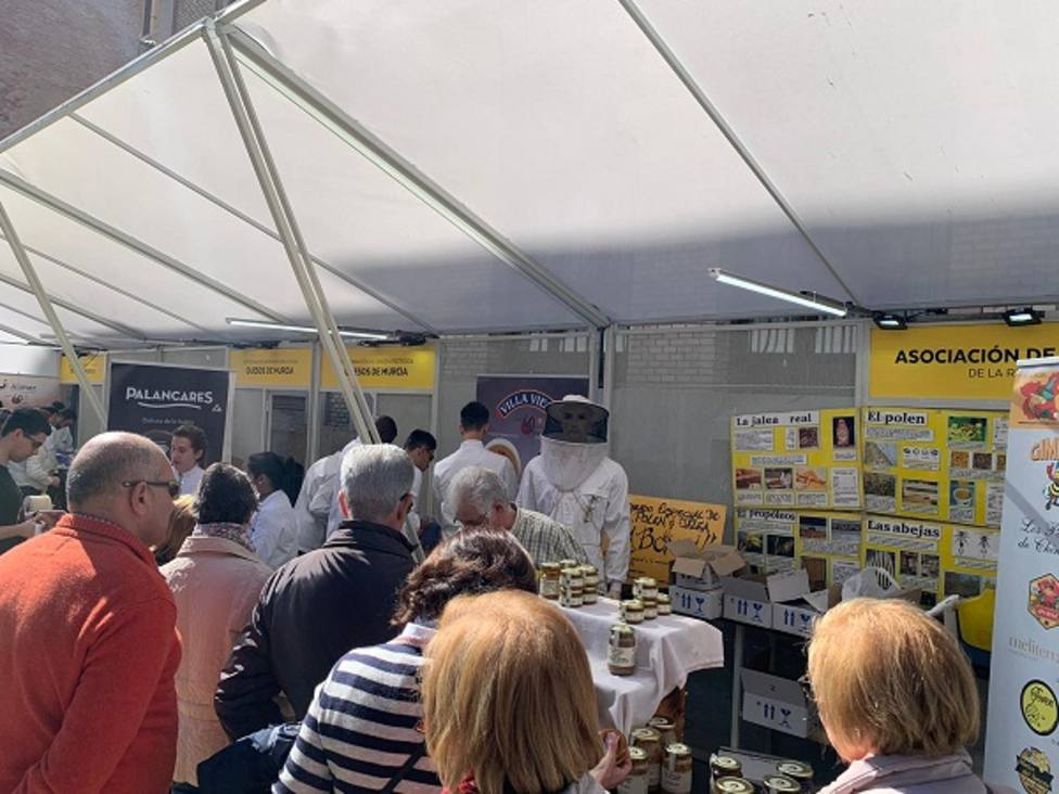 Más de 10.000 personas disfrutan de 'La Huerta de los 1001 sabores: sabor a queso y miel'