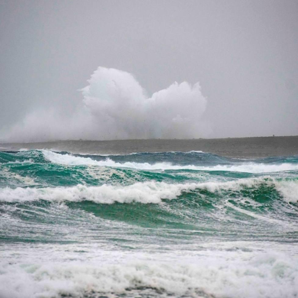 Baleares, en alerta naranja por fuertes vientos y mala mar con olas de hasta 4 metros
