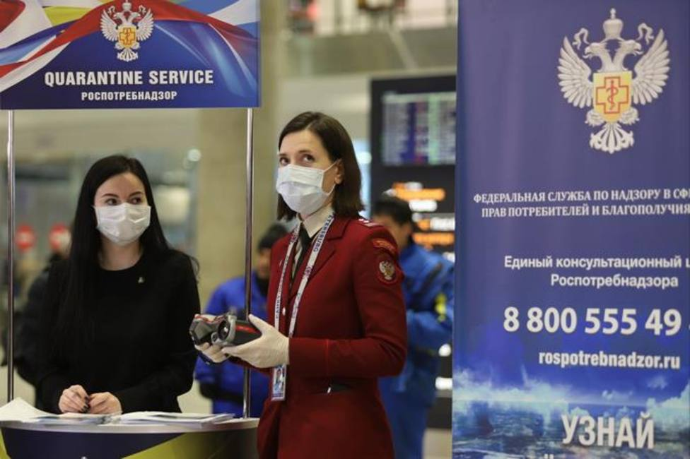 Rusia suma más de 5.000 casos y eleva el balance de coronavirus a cerca de 58.000 contagios y 513 muertos
