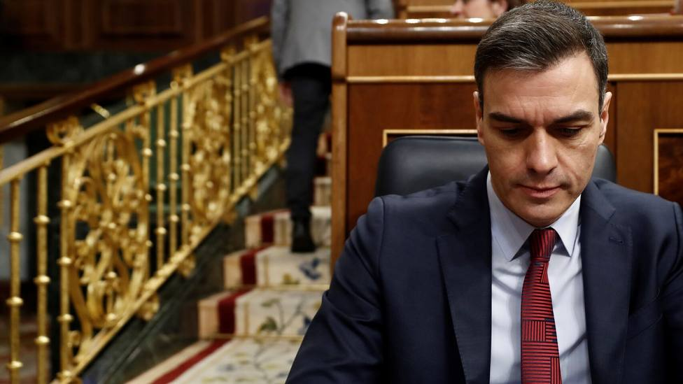 Sánchez llega al Congreso sin su prórroga de un mes y con dudas entre sus socios nacionalistas