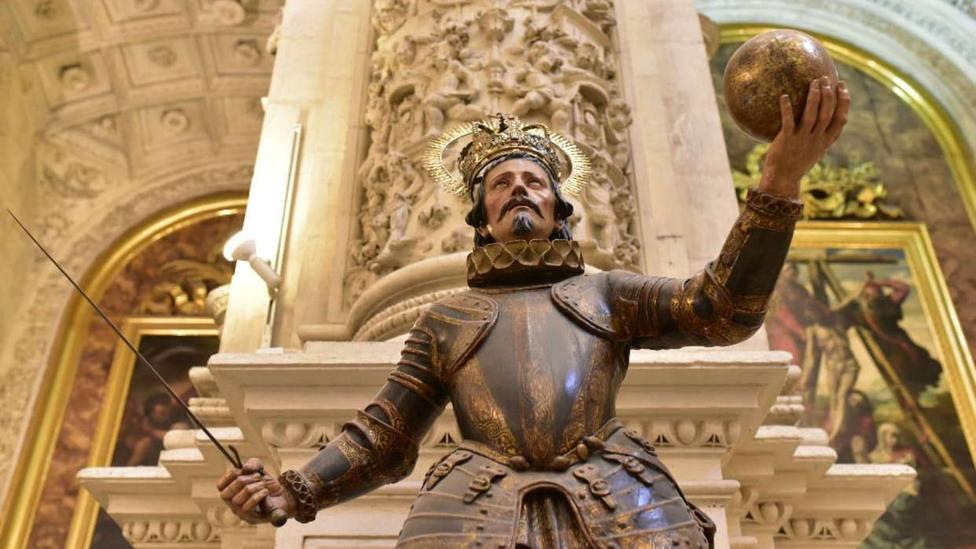 Las reliquias del Patrón de Sevilla no se expondrán este año para su veneración