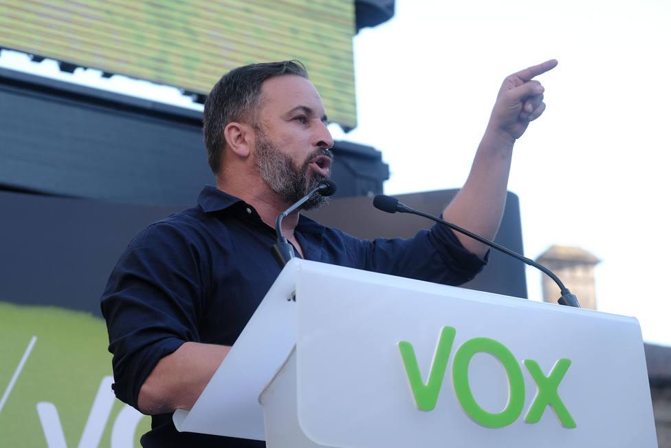12J- Vox denuncia que su propaganda electoral no ha llegado a las casas en País Vasco y Galicia
