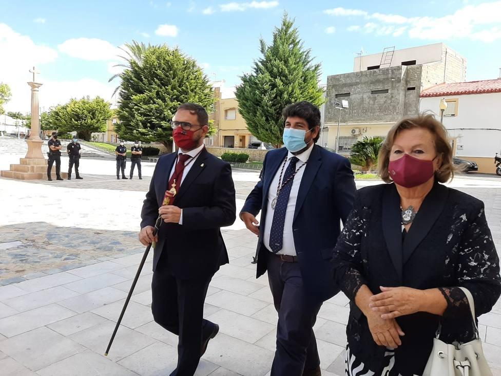 López Miras: Estamos tomando medidas para evitar el colapso sanitario