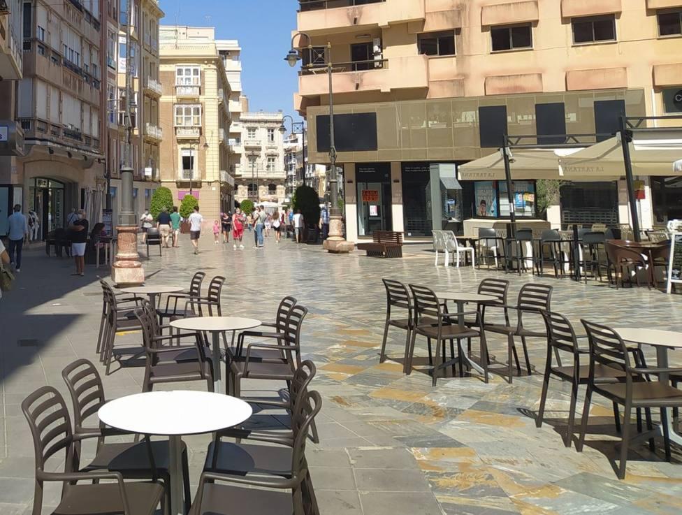El PSOE local exige al Ayuntamiento de Cartagena que articule medidas de apoyo a los hosteleros