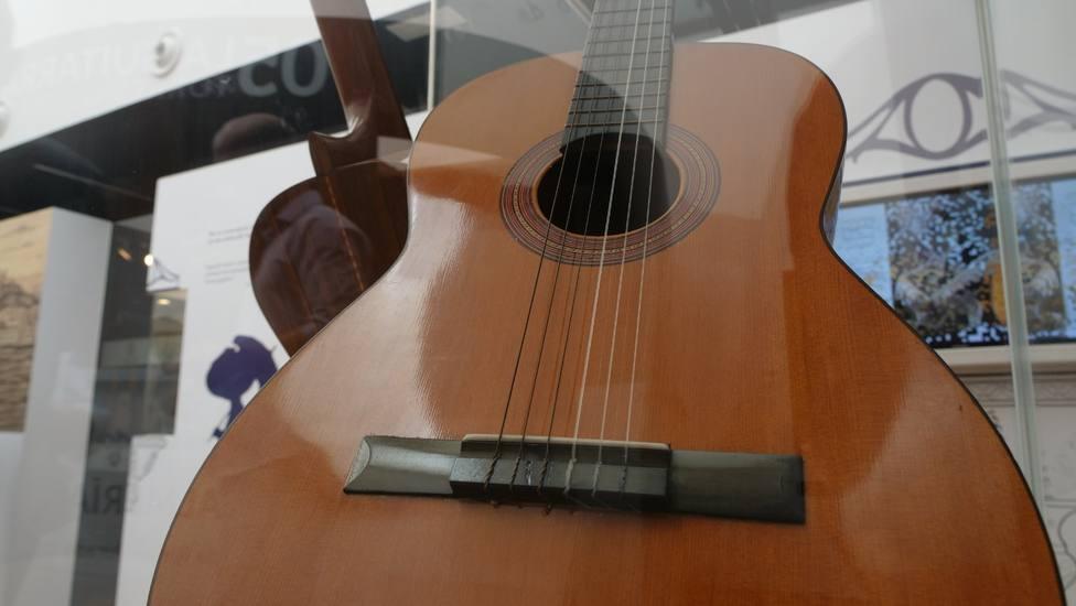 'Mecenas del Museo', una nueva exposición con guitarras donadas y cedidas al Museo 'Antonio de Torres'