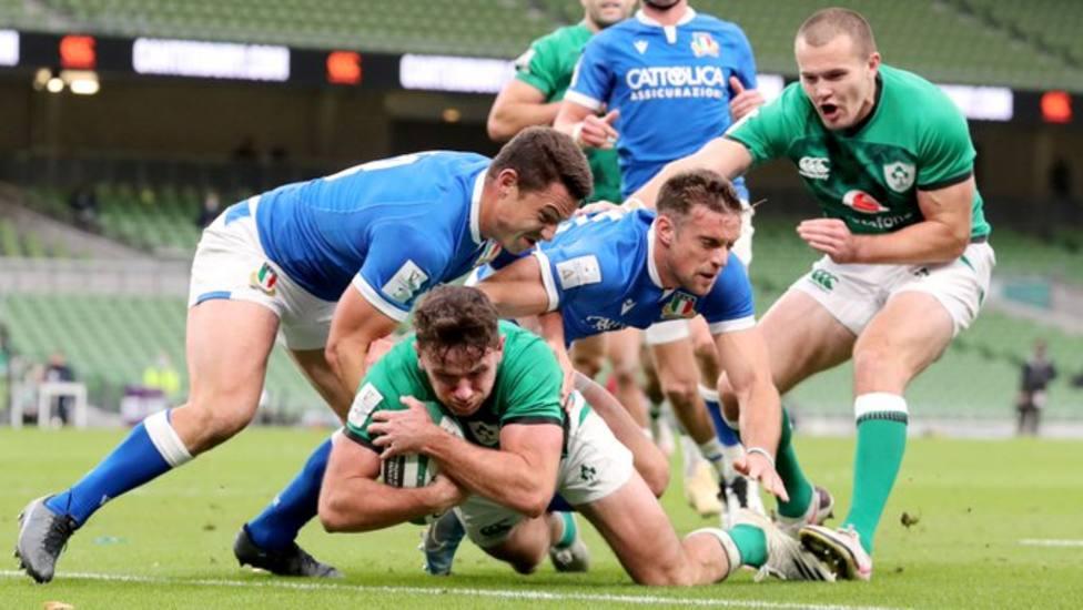 Irlanda - Italia Seis Naciones