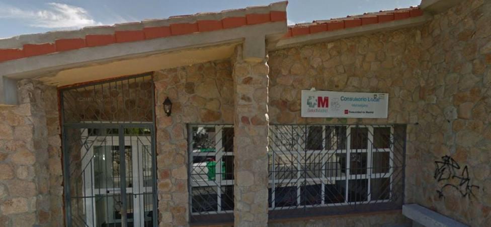 Consultorio local de Mataelpino