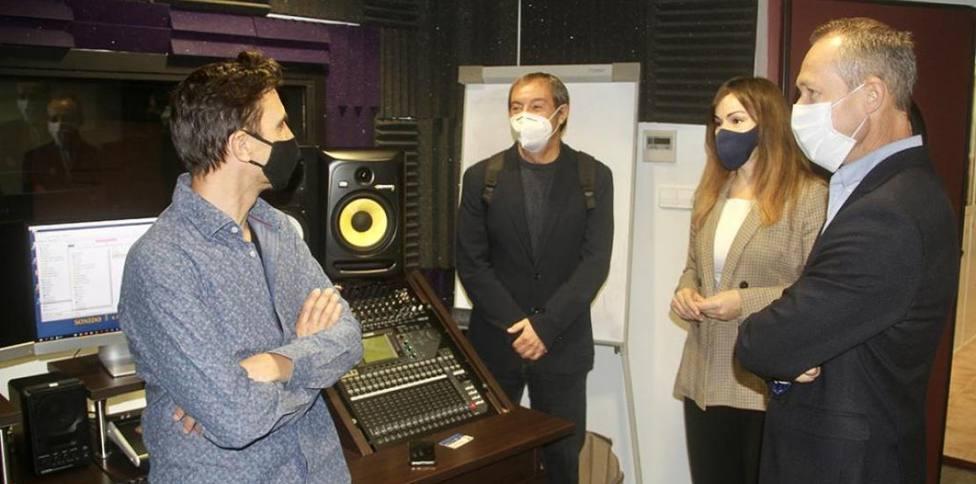 CreaMurcia y el Máster de Sonido de la UCAM fomentarán el talento musical de los jóvenes murcianos