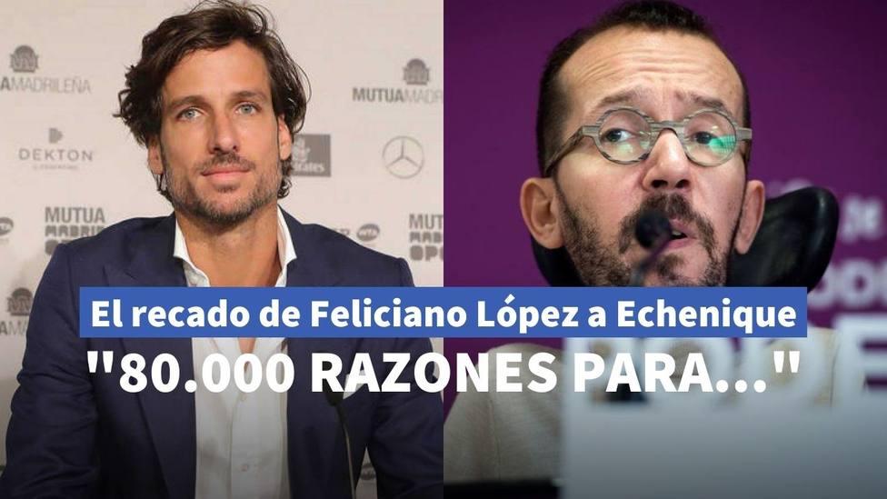Feliciano López y Echenique