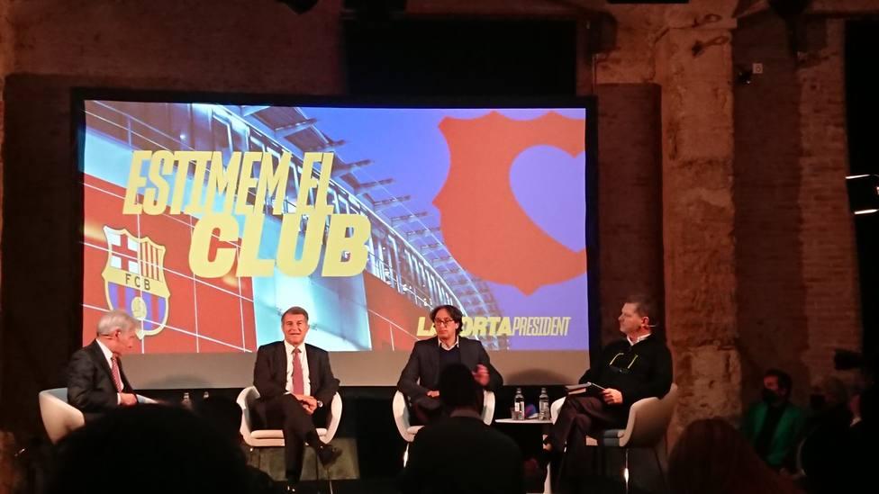 Laporta: El club no puede estar más tiempo sin liderazgo
