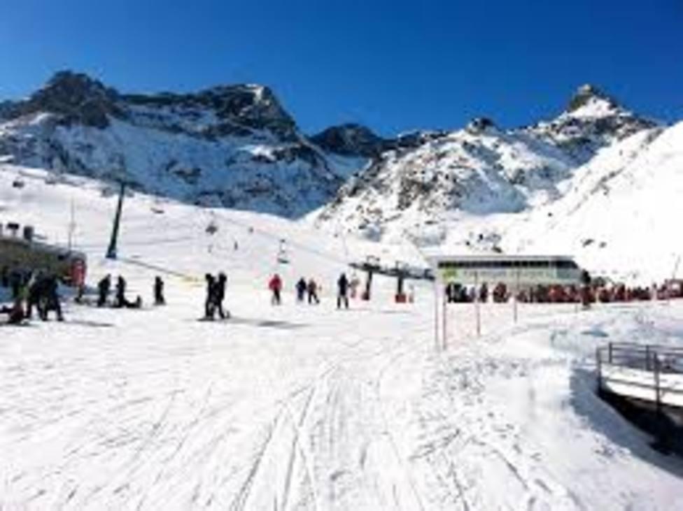Sector de la nieve