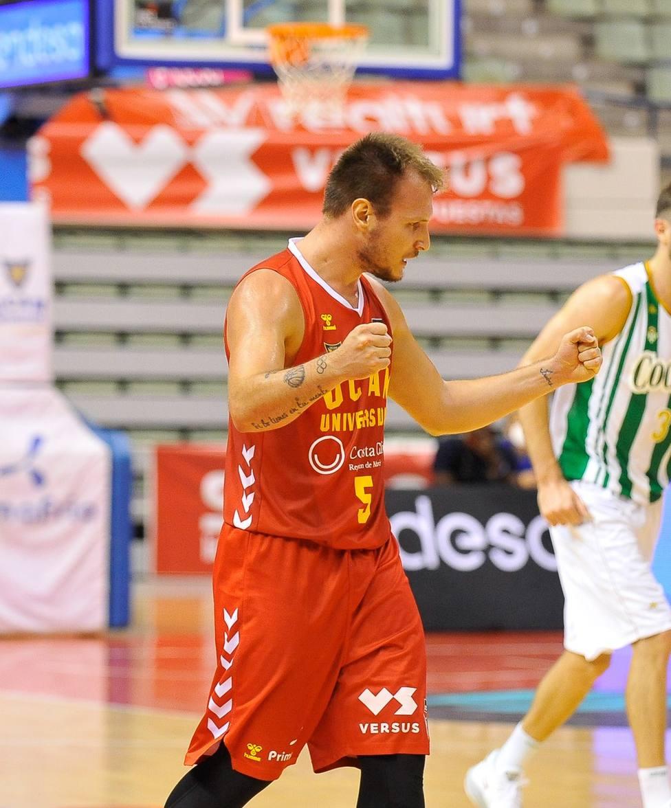 Rafa Luz y UCAM Murcia CB llegan a un acuerdo para la rescisión del contrato