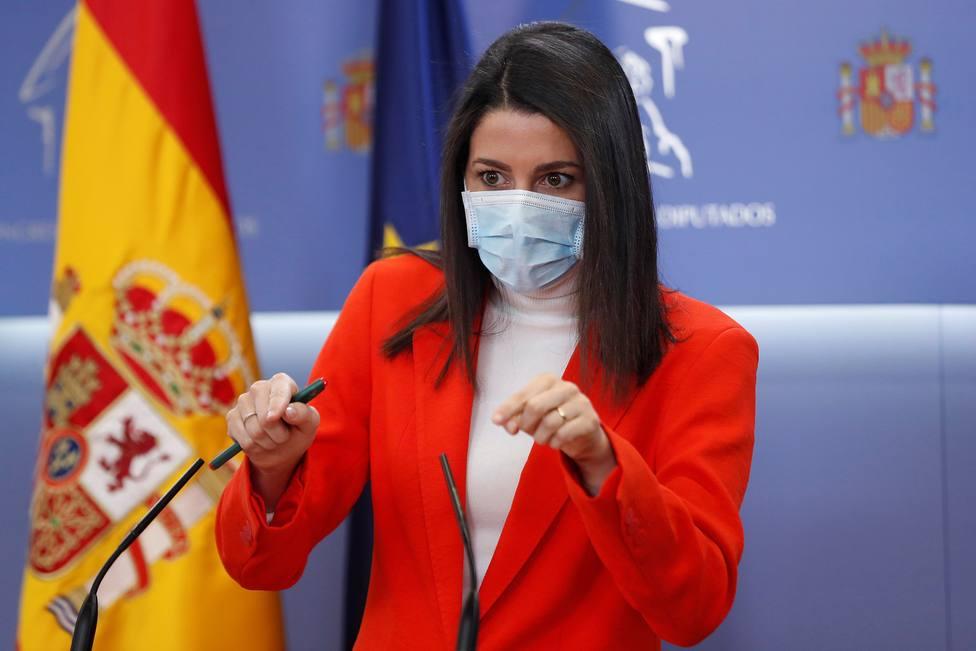 Ciudadanos celebra que la Eurocámara avance en retirar la inmunidad de Puigdemont