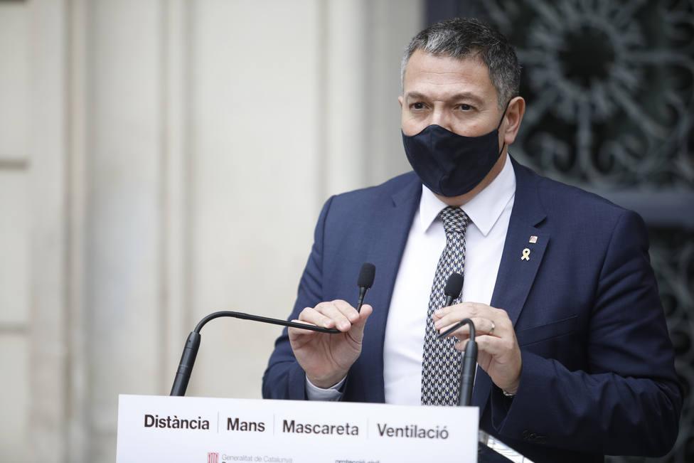 El Govern promete a los alcaldes coordinación y prevención de los disturbios por la liberación de Hasél