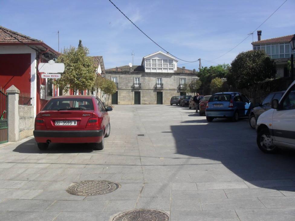 Plaza de Vilardevós
