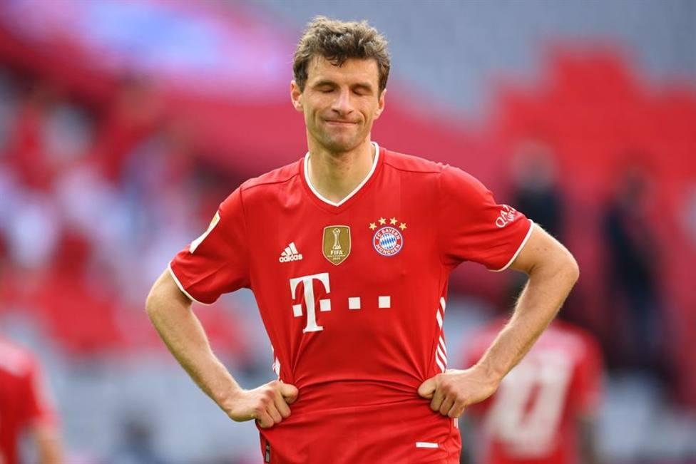 El Bayern tropieza ante el Unión Berlín