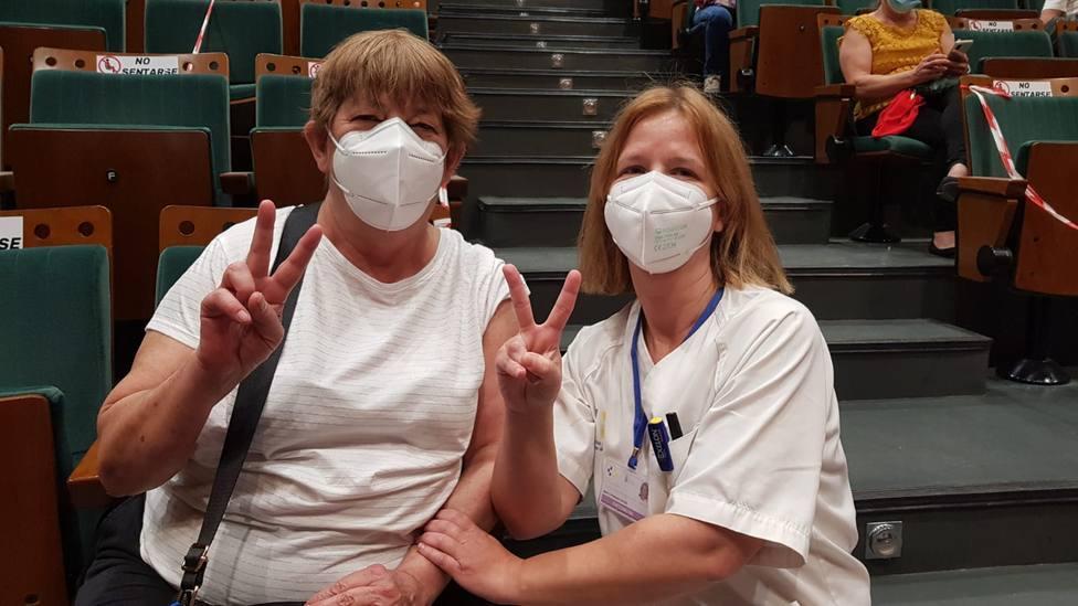 Sanidad llama a Fuerteventura y a Lanzarote a vacunarse