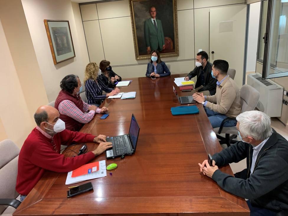 Águilas celebra la primera reunión técnica de su Agenda Urbana