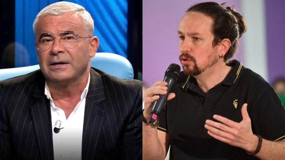 Jorge Javier Vázquez hace público su consejo a Iglesias tras su salida de la política: Por favor