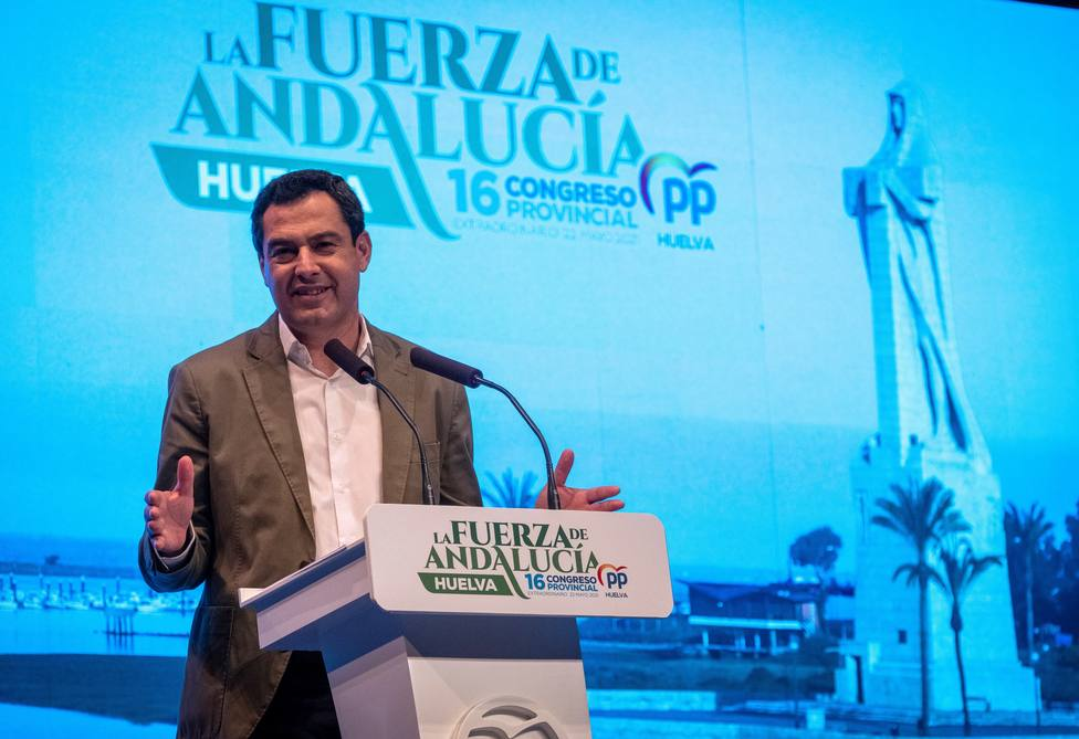 Clausura Congreso Provincial del PP-A