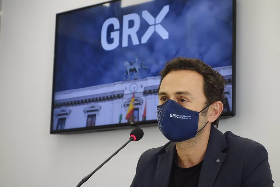 Granada.- El gobierno local convoca una reunión para analizar fórmulas de viabilidad para la Feria del Libro