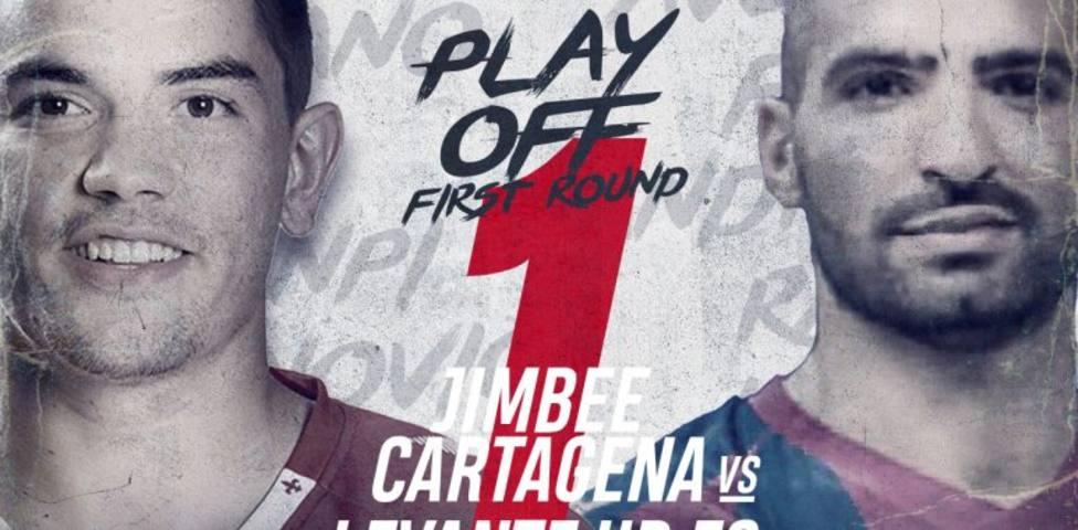 El Jimbee Cartagena arranca el miércoles la lucha por el título