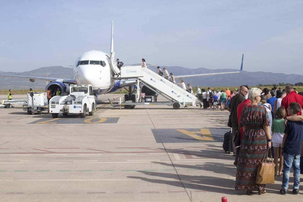 Aeropuerto. Archivo