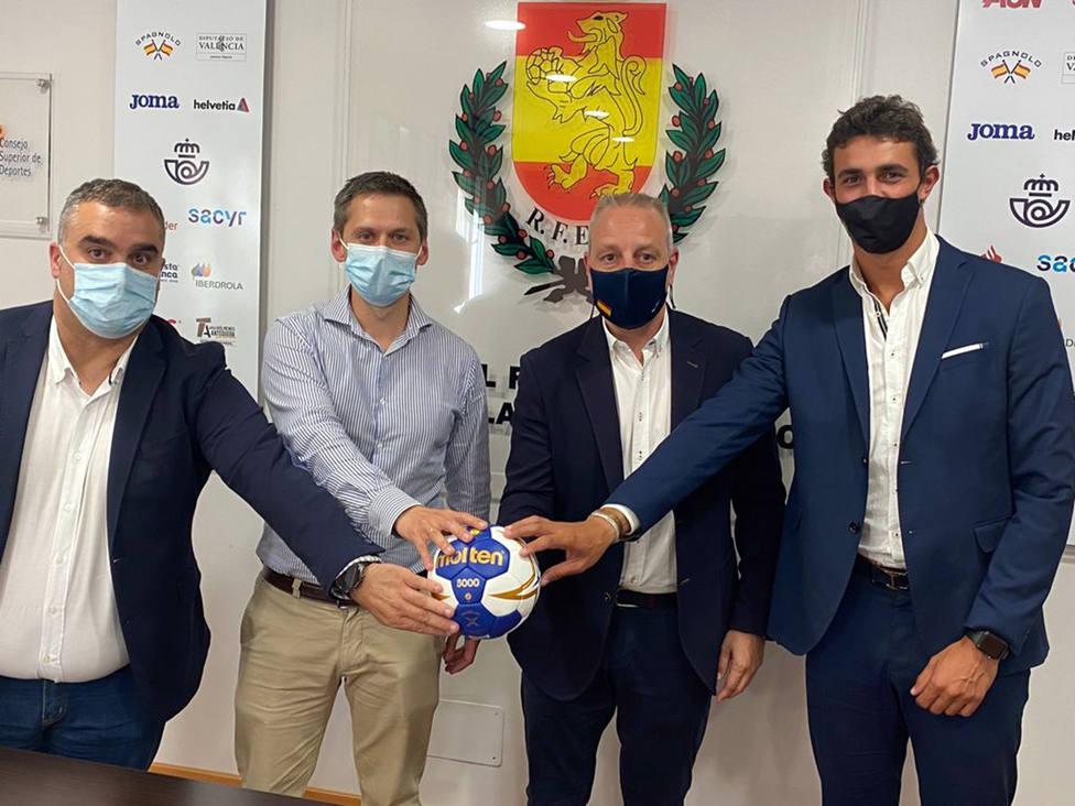 Las Supercopas de España 2021 masculina y femenina se jugarán en Torrelavega