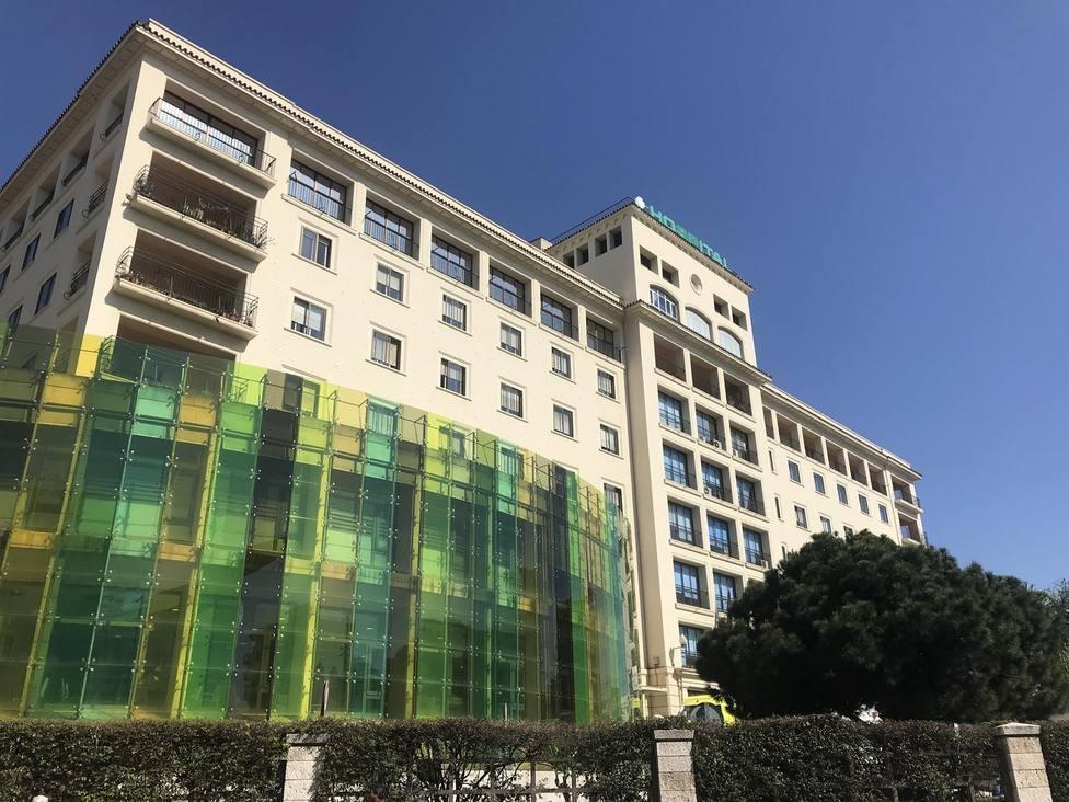 El niño había sido trasladado un hospital de Málaga por el padre, que aseguró que se le había resbalado.