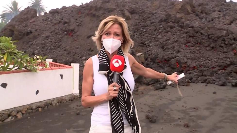 Las consecuencias que ha tenido para Antena 3 que Susanna Griso haya viajado hasta La Palma