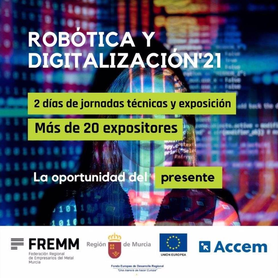 FREMM organiza la Feria de Robótica y Digitalización para impulsar negocio y empleo