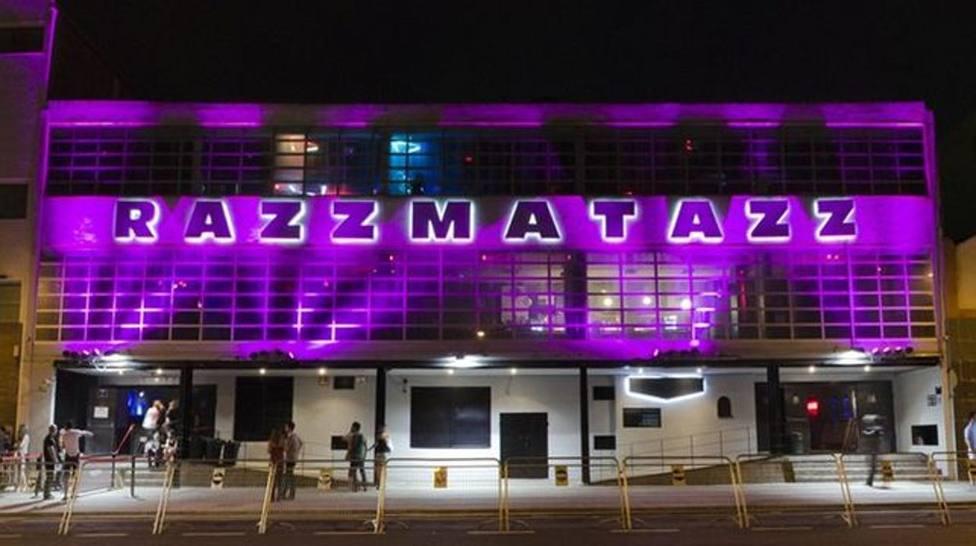 Razzmatazz abre sus puertas después de diecinueve meses