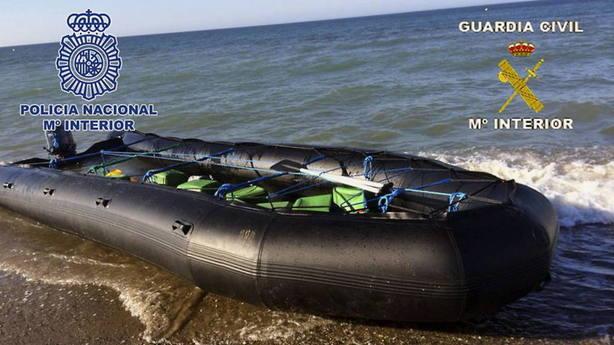 Muere un niño al chocar dos embarcaciones en Algeciras