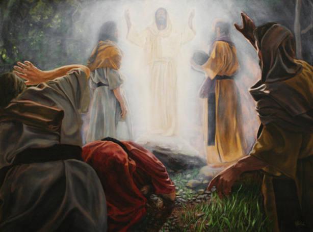 Resultado de imagen de transfiguracion