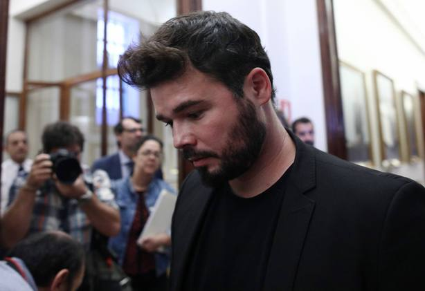 Gabriel Rufián | CORDON PRESS