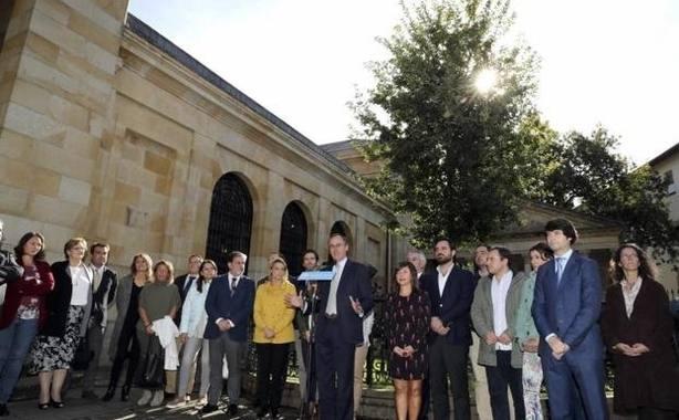 Alonso dice que la sentencia del TEDH es un mensaje para los que ponen en tela de juicio a los Tribunales españoles