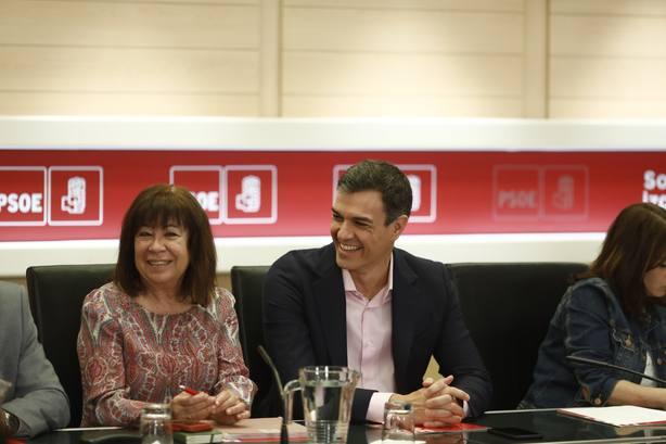 Narbona pone en valor la actuación de los Mossos en el caso del hombre que supuestamente planeaba atentar contra Sánchez