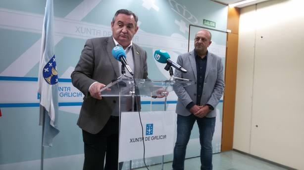 """La Xunta no se pronunciará sobre O Garañón hasta no que haya """"un proyecto sobre la mesa"""""""